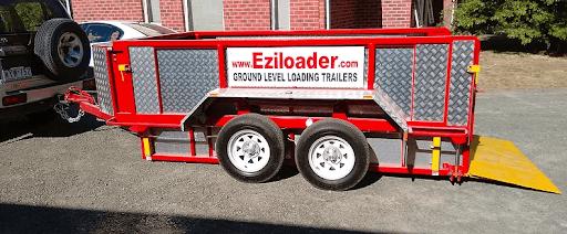 EZILOADER GROUND LOADER TRAILER